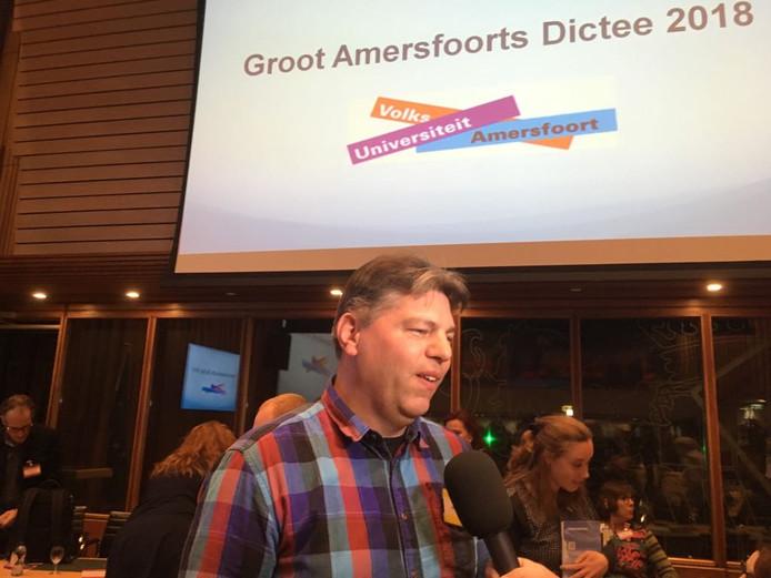 Jan Jaap ter Haar maakte 8fouten en was daarmee de beste van allemaal.