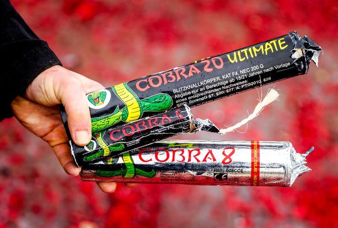 Cobra's: illegaal op de Nederlandse markt
