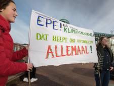 Scholieren RSG: 'Ook in Epe nog genoeg te doen op klimaatgebied'