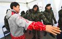 Het Zuid-Koreaanse leger springt in, nu vrijwilligers getroffen zijn door het norovirus.