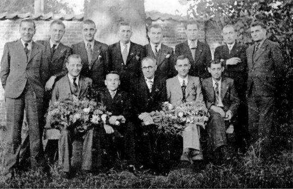 'De Zwarte Hand' was een van de verzetsbewegingen die ten tijde van WO II in de Rupelstreek actief was.