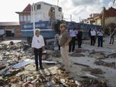 Koning op Sint Maarten: 'Overal vernieling en ontreddering'