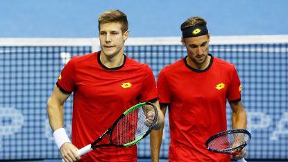 Joris De Loore opent Davis Cup-kwartfinale tegen Isner