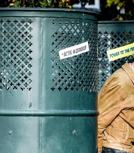 Amsterdammers strijden tegen verdwijnen plaskrul