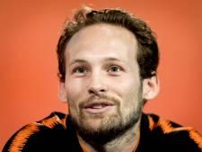 Blind weer linksback bij Oranje: 'Ik zit lekker in mijn vel'