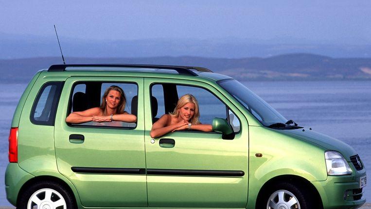 Opel Agila. Beeld
