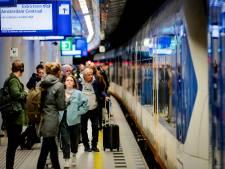 Treinreizigers opgelet: dit weekend rijden er geen treinen van en naar Schiphol