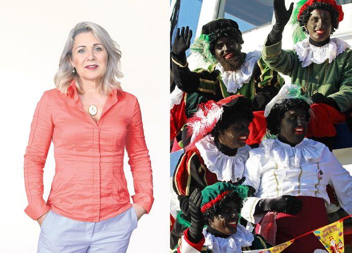 Columnist Annelies Vlaanderen vraag zich af hoe ze in Moerdijk of Etten-Leur denken over de kleur van Zwarte Piet.
