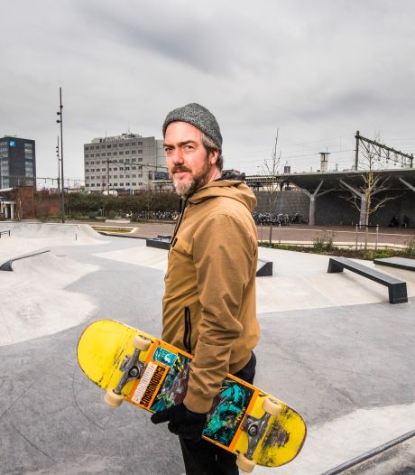 Skatepark Hengelo heeft een fijne 'scene': 'If you build it, they will come'