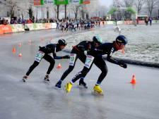Strijd om eerste marathon op natuurijs barst weer los