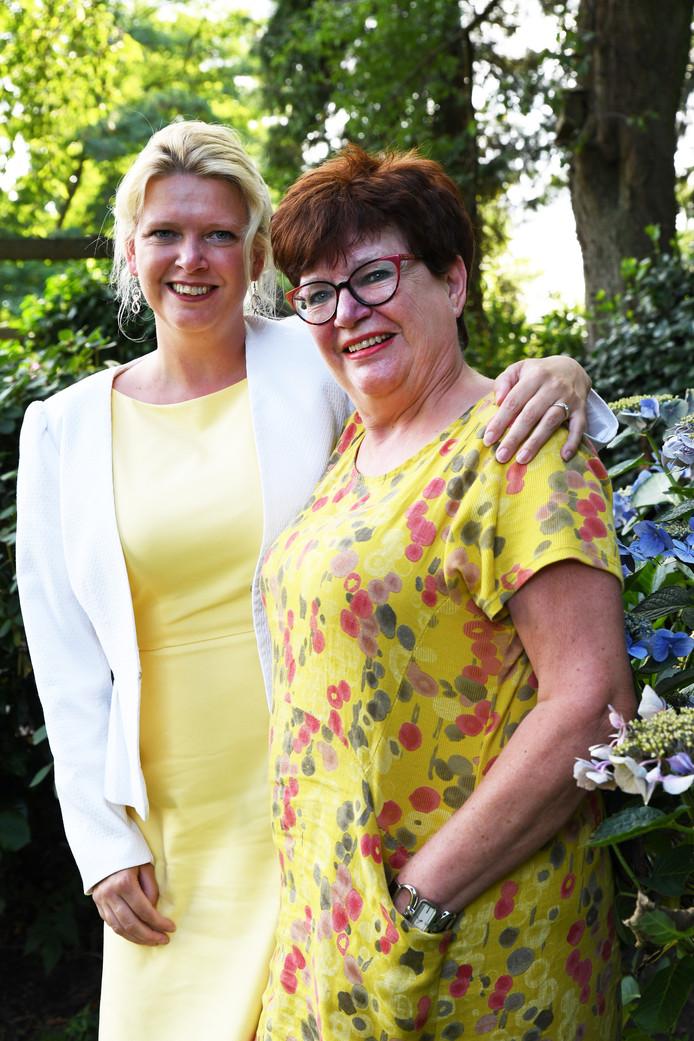 Zo Moeder Zo Dochter Marianne En Willemijn Van Hees Breda