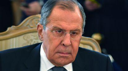 "Russische minister Lavrov: ""Ex-spion Skripal werd vergiftigd met gif dat nooit in Rusland is ontwikkeld"""