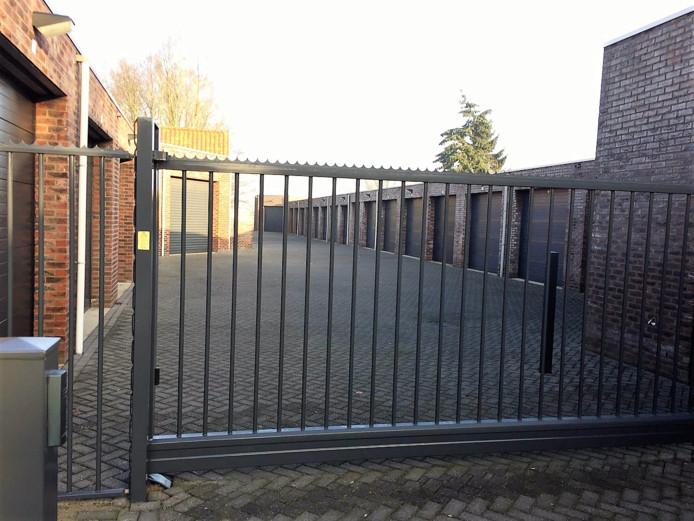 Zo ongeveer worden ook de nieuw te bouwen garageboxen tussen Langemeer en Marktstraat.