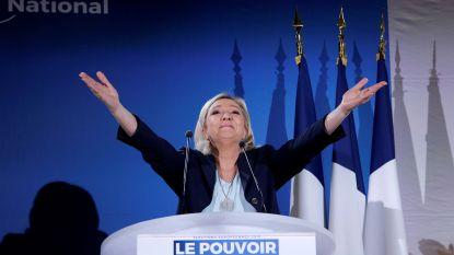 Marine Le Pen organiseert crowdfunding voor haar verkiezingscampagne