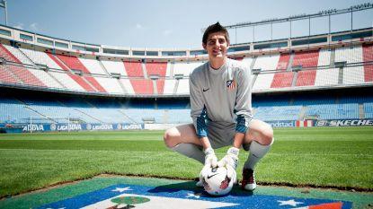 Atlético-trainer Simeone vindt Oblak een betere doelman dan zijn ex-keeper Courtois. Maar wat zeggen de statistieken?