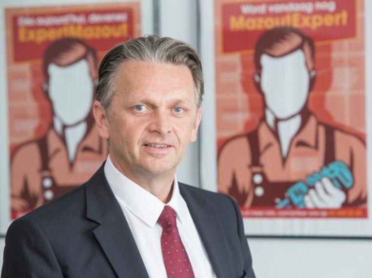 Willem Voets, gedelegeerd bestuurder van Informazout