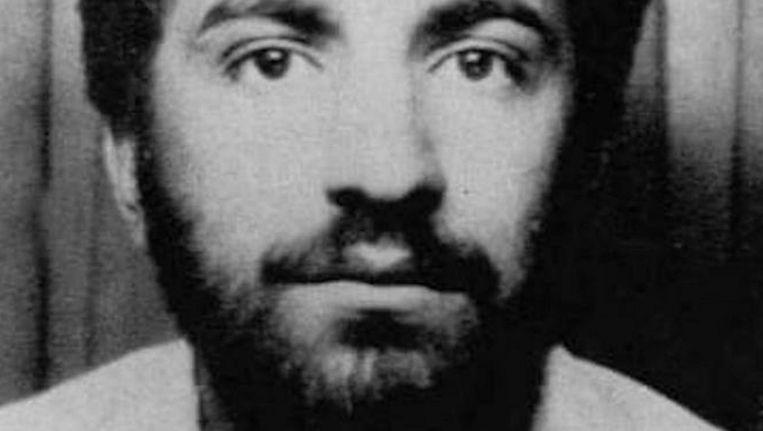 Mohammad Reza Kolahi Samadi als student Beeld .