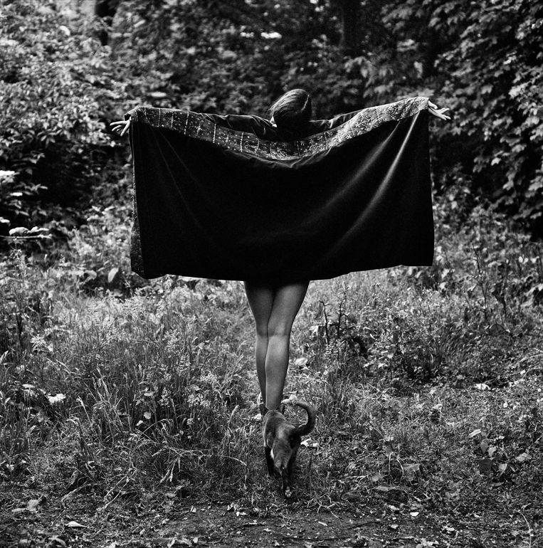 Koji Tatsuno, Londen 1989.  Beeld Anton Corbijn