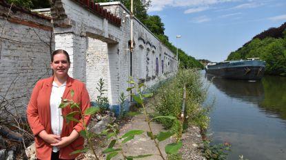 Sloop dreigt voor oud douanekantoor in Smeermaas