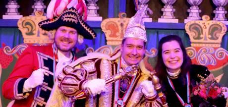 Arnhemse fysiotherapeut nieuwe prins van De On-Ganse