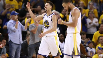 Golden State Warriors dwingen zevende duel af in NBA