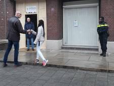 Leerlingen Designcollege herdenken doodgeschoten Humeyra (16)
