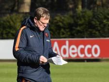 Bondscoach Koeman: De rol van veldtrainer is Lodeweges op het lijf geschreven