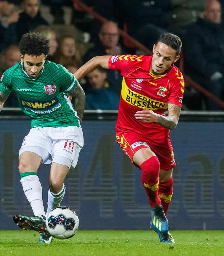 EINDSTAND: GA Eagles-FC Dordrecht 2-1