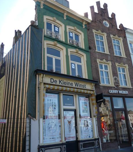 Twee jaar na aankoop staat 'het Bossche Anne Frank Huis' te verkrotten