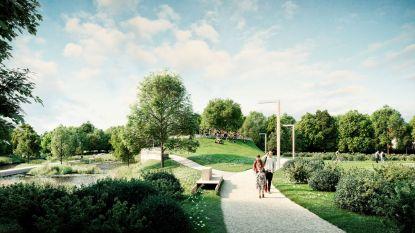 Kapermolenpark 2.0: heuvel, vleermuizenkelder en amfitheater op komst