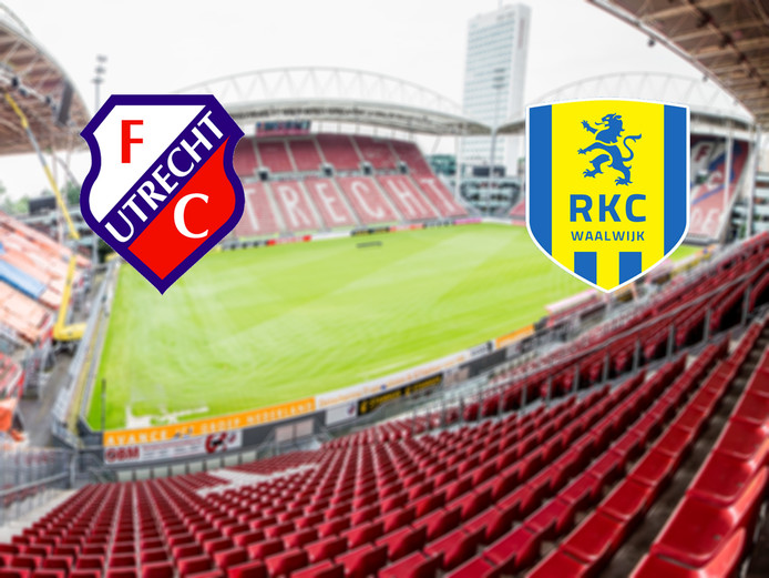 FC Utrecht-RKC Waalwijk