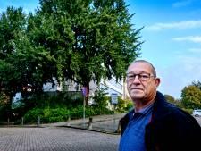 Sliedrechters protesteren tegen bomenkap: 'Desnoods laat ik me aan die bomen vastketenen'