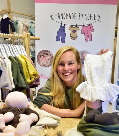 Internationale fotografen dól op babystyliste Sofie Prinsenberg