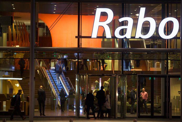 De Nederlandse Rabobank.