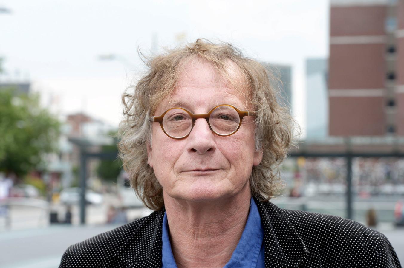 Columnist Thomas Verbogt.