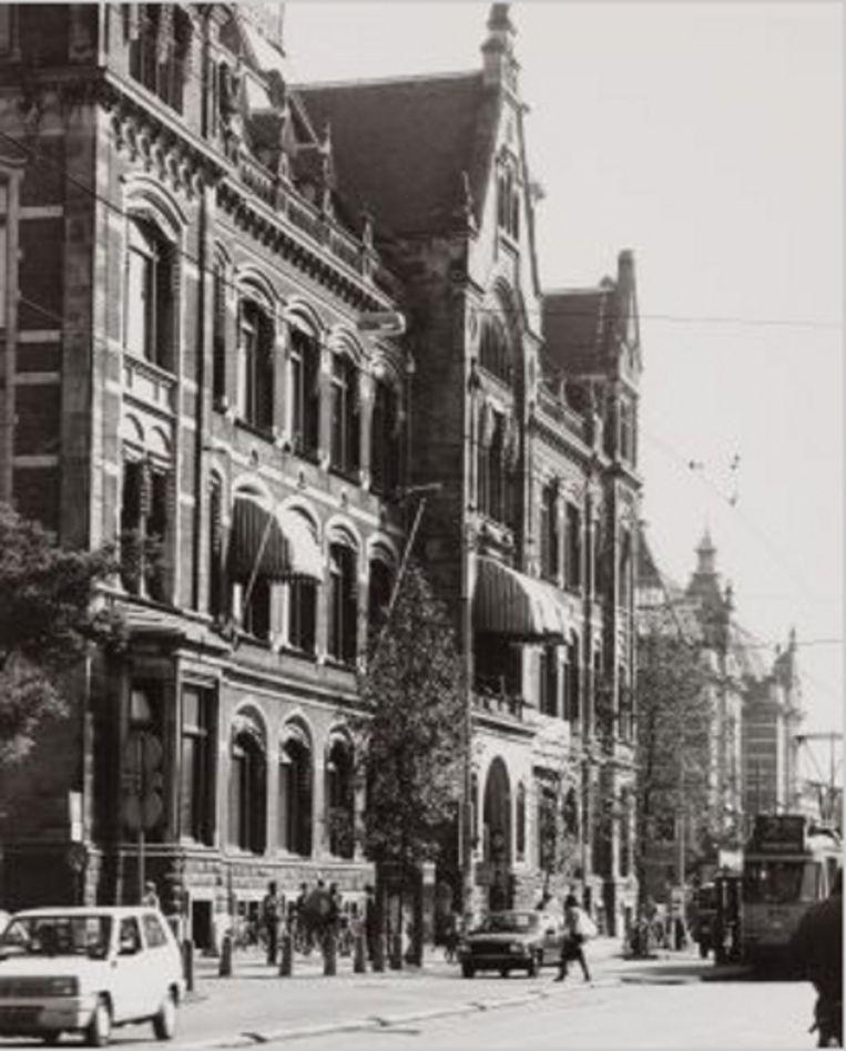 Het conservatorium in 1987. Foto Stadsarchief Beeld