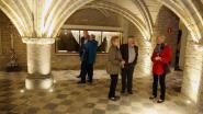 Crypte Sint-Martinusbasiliek heropent