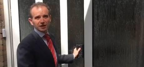 Burgemeester Slinkman breekt in: 'Zo makkelijk gaat dat dus'