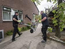 Ontruiming woning dode man in Oldenzaal nog een hele klus