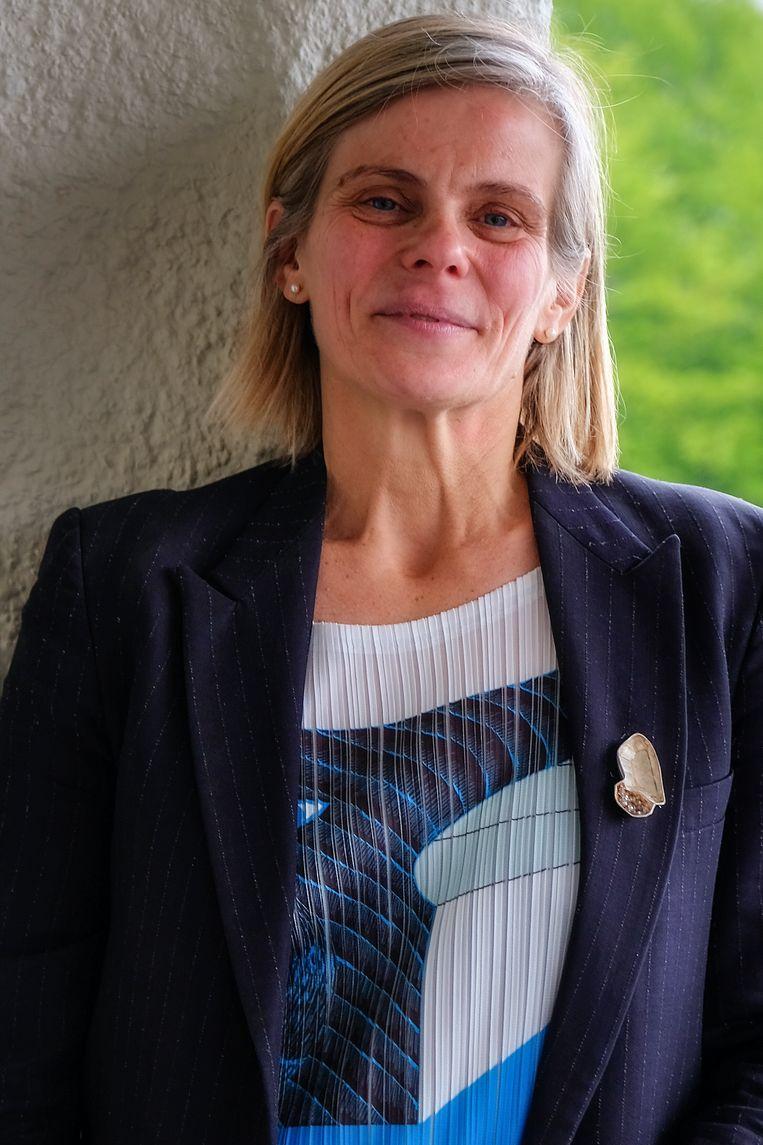 rector vub Caroline Pauwels