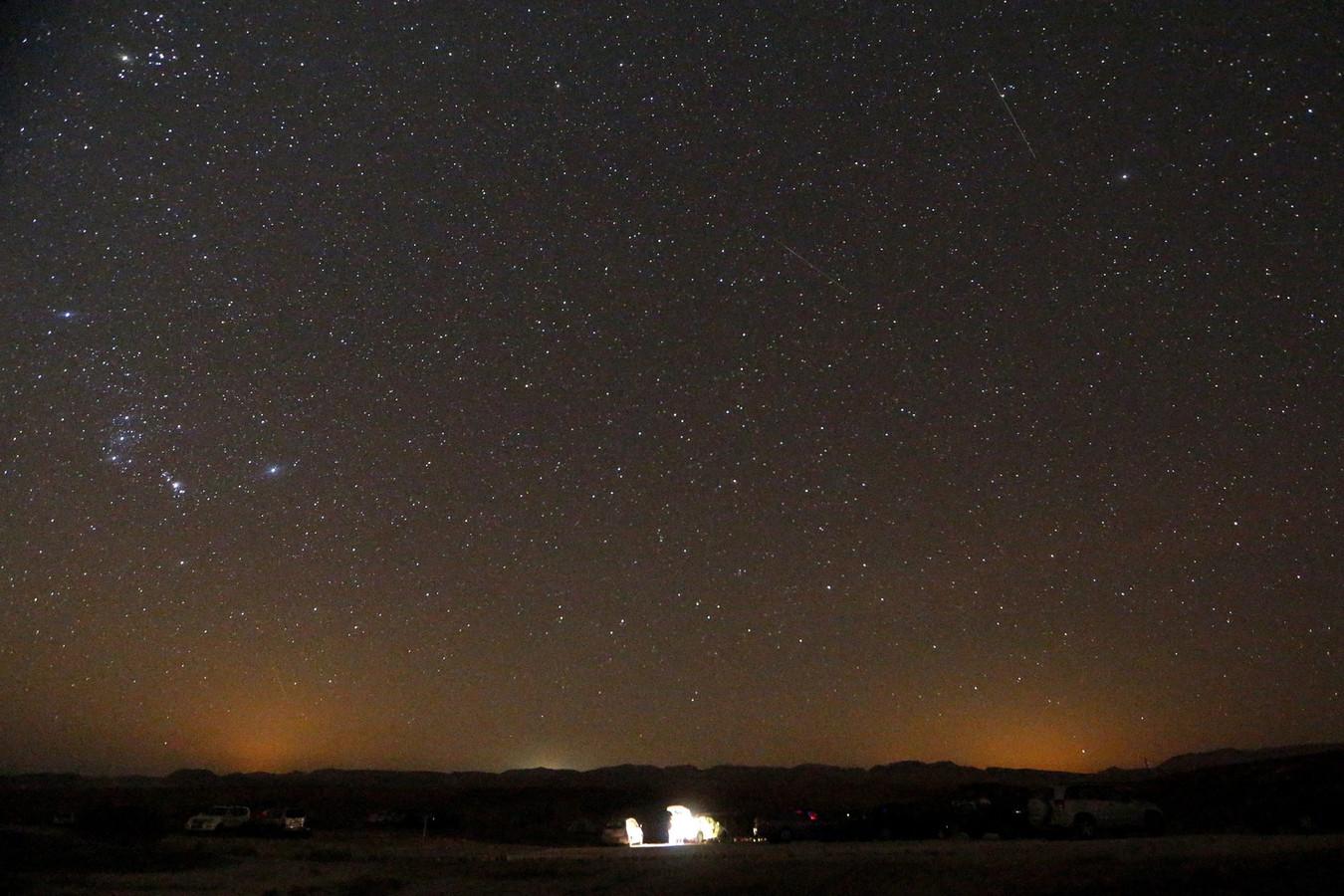 Sterren steeds minder goed te zien door lichtvervuiling | Nieuws | AD.nl
