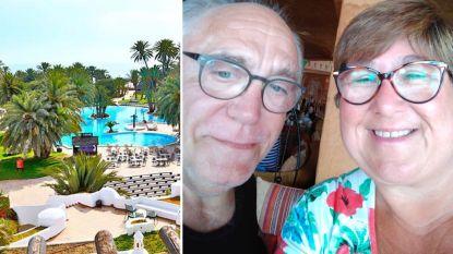 """Marc (62) en Chantal (57) zitten vast in Tunesië: """"Geen idee waar we zullen overnachten"""""""