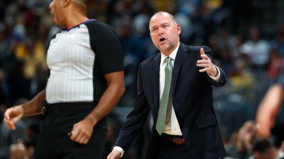 Denver Nuggets belonen coach Malone met nieuw contract