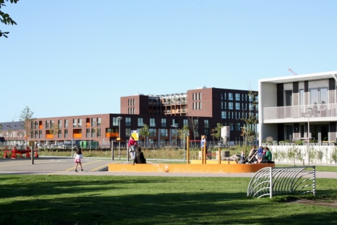 De wijk Veenendaal-Oost. Foto: Ontwikkelingsbedrijf Veenendaal-Oost