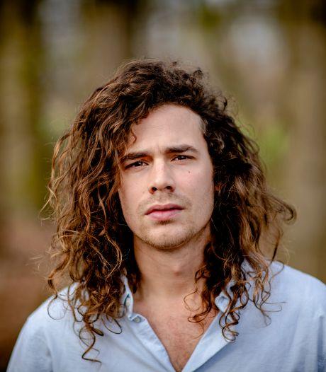 Rocker Lucas Hamming schreef nieuwe liedjes in boomhut op Bali