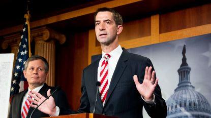 "Amerikaanse senator noemt slavernij ""noodzakelijk kwaad"""