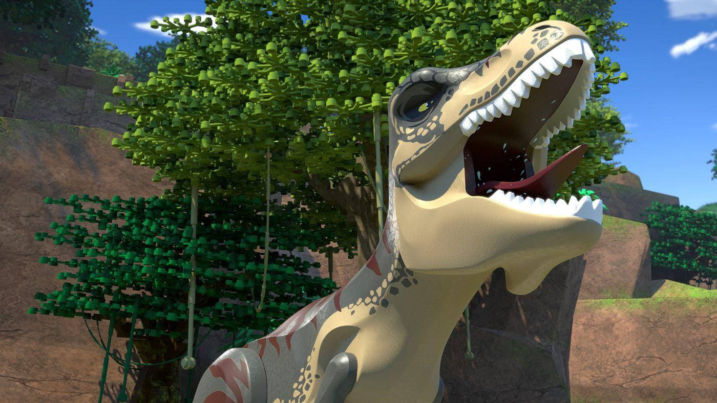 Lego Jurassic World: De Legende van Isla Nublar