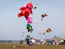Honderden naar groot Vliegerfestival Vroomshoop