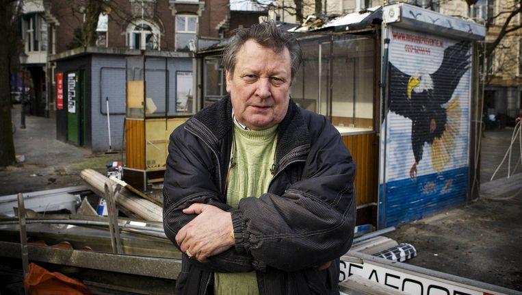 Piet van Altena in 2009 Beeld Floris Lok