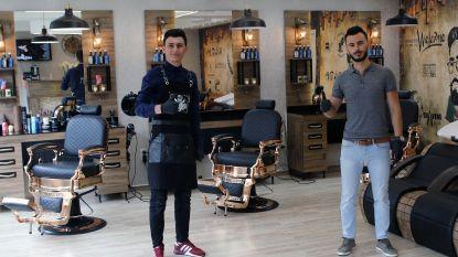 Khuder (29) ontvluchtte oorlog in Syrië, volgde kappersopleiding en opent nu barbershop in hartje Westerlo